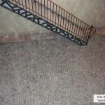 interior stone floor elite blue granite tumbled cobbles