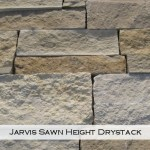 jarvis sawn height drystack