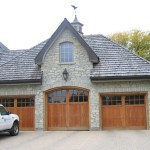 ottawa valley limestone house garage