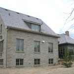 ottawa valley limestone tumbled ledgerock house