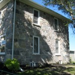 stone house  after restore