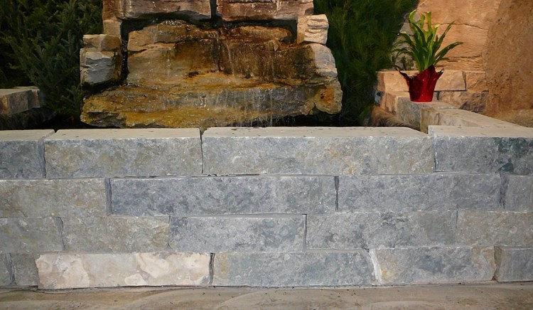 Weatheredge Limestone Sawn Height Wallstone