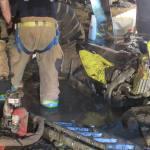 Halfmoon Gravel Pit Rescue