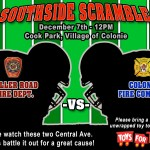 CFC vs. FRFD Charity Football Game