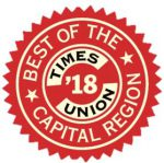 Voted Best Library in the Capital District 2018 by the Times Union Poll