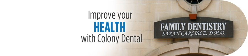 Contact Colony Dental Sarah Carlisle