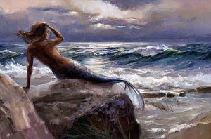 Mermaids or Sirens?