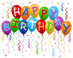 Birthday give-away