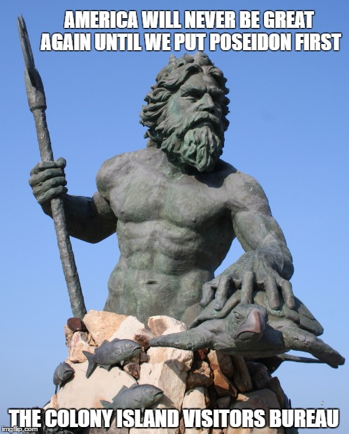 Put Poseidon First!
