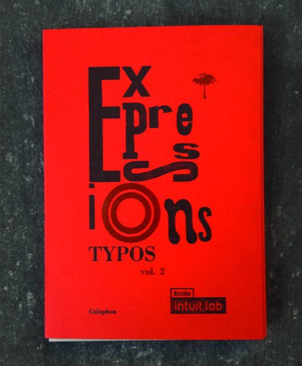 expression typographe