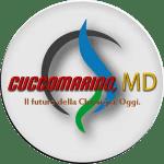 proctologia, Cuccomarino MD, logo