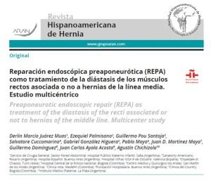 REPA lo studio multicentirico, REPA Cuccomarino,