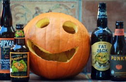 Pumpkin Spice Beer