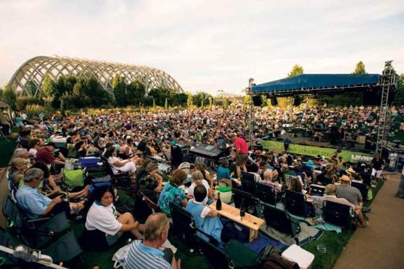 Botanic Gardens Summer Concert Series