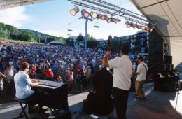 Aspen's Free Concert