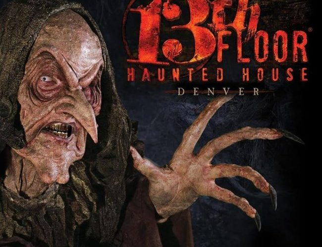 Denver Haunted House Quot 13th Floor Quot Moving To A New Larger