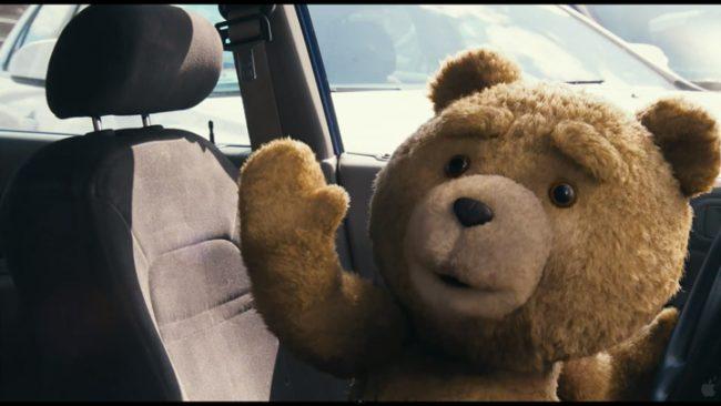 driving bear