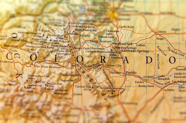 Colorado - Cover