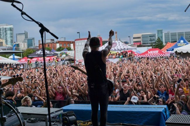 Final warped tour announces denver lineup courtesy of vans warped tour facebook m4hsunfo