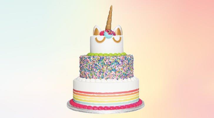 Massive Three Tier Cake