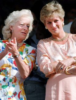 Princess Diana and her mom, Courtesy of dailymail.co.uk