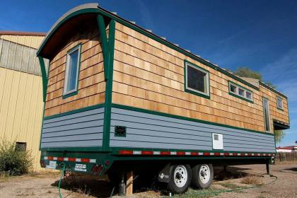Courtesy of Colorado Tiny House Festival's Facebook page