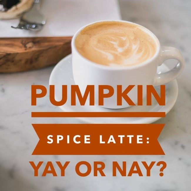 Okay, NOW You Can Drink the Pumpkin Spice Latte