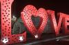 love lock sculpture