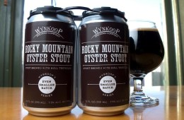 rocky mountain oyster-flavored beer