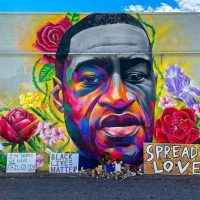 Check Out these Black Lives Matter Murals Popping Up all Over Denver [PHOTOS]