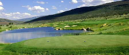 Red Sky Ranch Golf   Fazio course   Colorado golf course review by     RESORT GOLF PLAY
