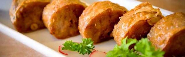 Fried Taro (Photo - myveganrestaurant.com).