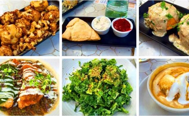 Vegan food (Photo - Jackie Poles Ran).