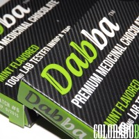 """Edible Review: """"Premium Indica Mint Chocolate Bar"""" from """"Dabba Chocolate"""""""