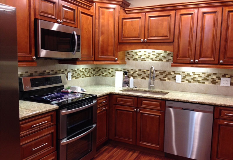 Cambridge Glazed Kitchen Cabinets Denver Cabinetry