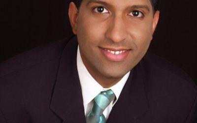 Saketh Guntupalli on leadership vision, higher survival rates for gynecologic cancers