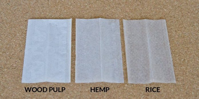types-of-rolling-papers