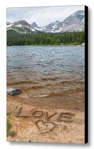Colorado Love Portrait