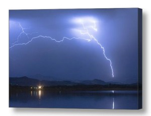 Four-Cylinder-Sky-Spark-Canvas-Wall Art