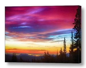 City-Lights-Sunrise-View-From-Rollins-Pass-Canvas-Wall-Art-Print