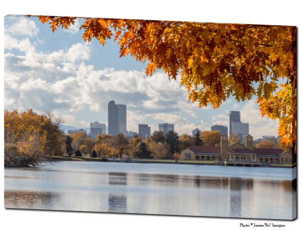 Denver Colorado Canvas Art