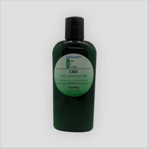 CBD Gel 750mg