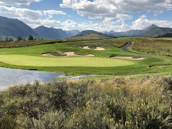 Crested Butte no.11 green