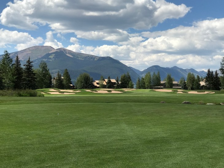 Crested Butte no.3 green