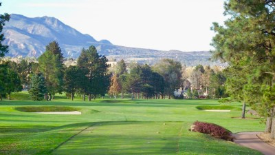 Hole #17 Tee Shot - Broadmoor East Course