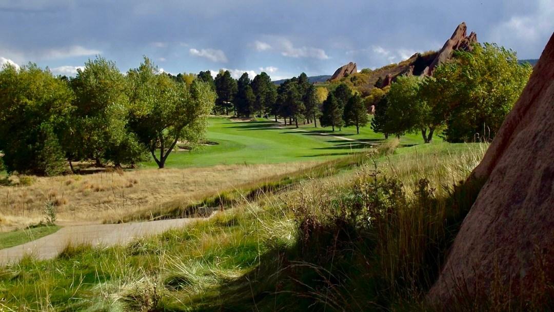 Hole #6 - Arrowhead Golf Club