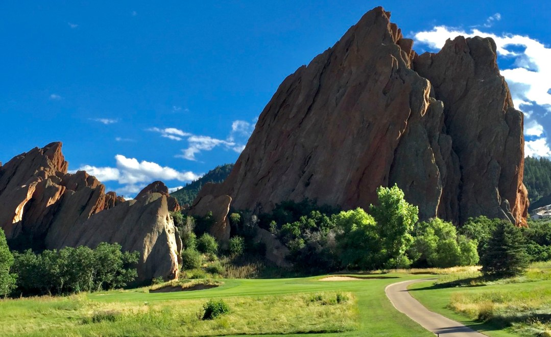 Hole #11 - Arrowhead Golf Club