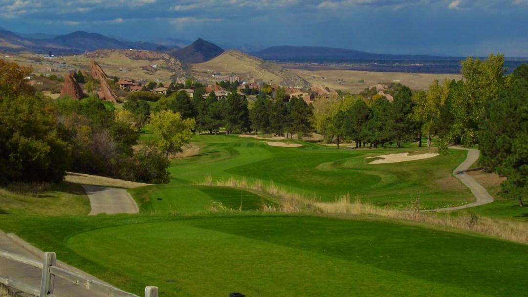 Hole #1 - Arrowhead Golf Club