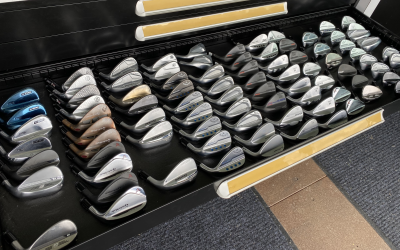 Everyone is playing golf, according to record sales