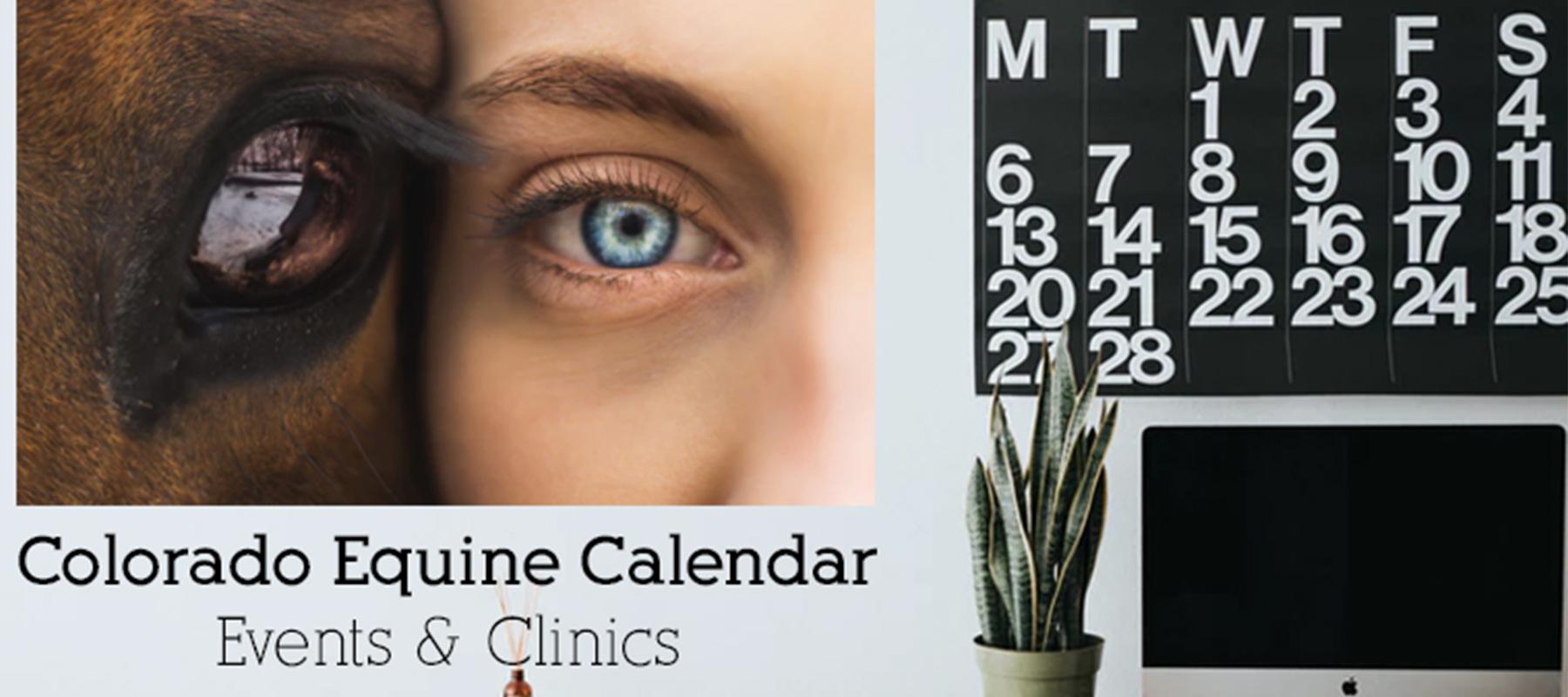 Calendar of Colorado Equine Events